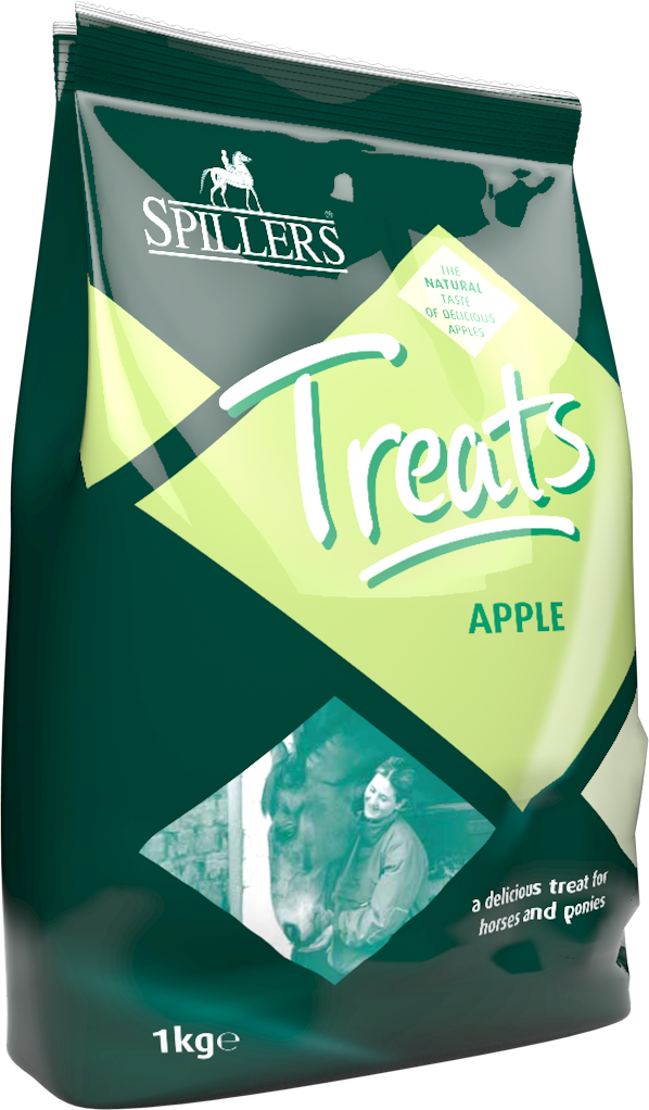 Pamlsky SPILLERS Apple Treats 1kg