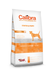 Calibra Dog Starter & Puppy / Lamb & Rice
