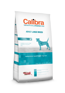 Calibra Dog Adult Large Breed / Lamb & Rice