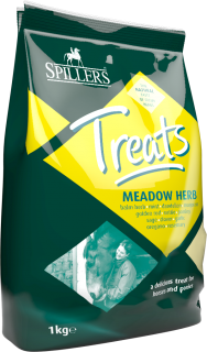 Pamlsky SPILLERS Meadowherb Treats 1kg