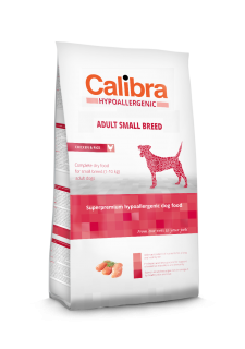 Calibra Dog Adult Small Breed / Chicken & Rice