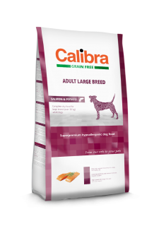 Calibra Dog Adult Large Breed / Salmon & Potato